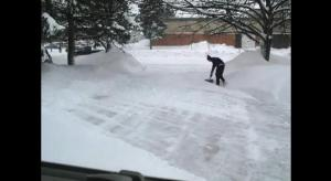 Dive shoveling Initial Zend