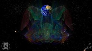 kirkson fractal - multicolor mind